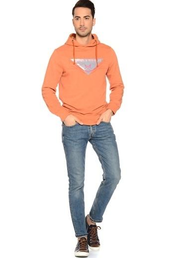 T-Box Sweatshirt Oranj